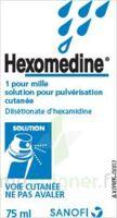 Hexomedine 1 Pour Mille, Solution Pour Pulvérisation Cutanée En Flacon Pressurisé à CHENÔVE