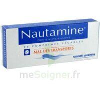 NAUTAMINE, comprimé sécable à CHENÔVE