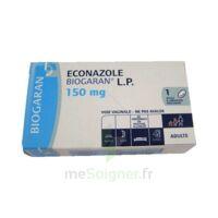ECONAZOLE BIOGARAN L.P. 150 mg, ovule à libération prolongée à CHENÔVE