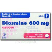 Diosmine Arrow 600 Mg, Comprimé Pelliculé à CHENÔVE