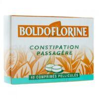BOLDOFLORINE 1 Cpr pell constipation passagère B/40 à CHENÔVE