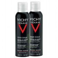 VICHY mousse à raser peau sensible LOT à CHENÔVE