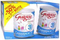 GUIGOZ LAIT CROISSANCE 3 2X800GR à CHENÔVE