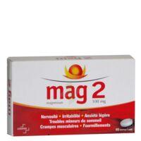 MAG 2 100 mg, comprimé  B/120 à CHENÔVE