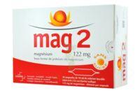 MAG 2 122 mg S buv en ampoule sans sucre édulcoré à la saccharine sodique 30Amp/10ml à CHENÔVE