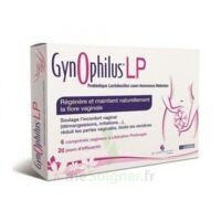 Gynophilus LP Comprimés vaginaux B/6 à CHENÔVE