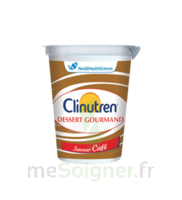 CLINUTREN DESSERT GOURMAND Nutriment café 4Cups/200g à CHENÔVE