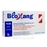 BLOXANG Eponge de gélatine stérile hémostatique B/5 à CHENÔVE
