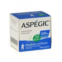 Aspegic 500 Mg, Poudre Pour Solution Buvable En Sachet-dose 30 à CHENÔVE