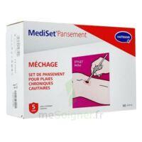 Mediset® Set De Pansement Plaie Chronique Méchage - Boîte De 5 Soins à CHENÔVE