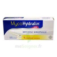 Mycohydralin 500 Mg, Comprimé Vaginal à CHENÔVE