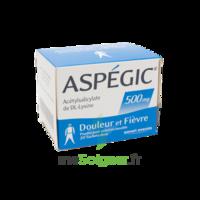 Aspegic 500 Mg, Poudre Pour Solution Buvable En Sachet-dose 20 à CHENÔVE