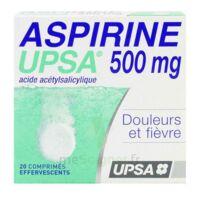 Aspirine Upsa 500 Mg, Comprimé Effervescent à CHENÔVE