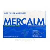 MERCALM, comprimé pelliculé sécable à CHENÔVE