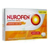 Nurofen 200 Mg, Comprimé Orodispersible à CHENÔVE