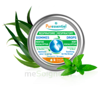 Puressentiel Respiratoire Gommes Menthe-Eucalyptus Respiratoire - 45 g à CHENÔVE