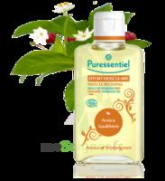 Puressentiel Articulations & Muscles Huile de massage BIO** Effort Musculaire - Arnica - Gaulthérie - 100 ml à CHENÔVE