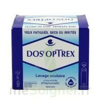DOS'OPTREX S lav ocul 15Doses/10ml à CHENÔVE