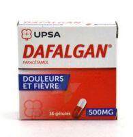 DAFALGAN 500 mg Gélules 2plq/8 (16) à CHENÔVE