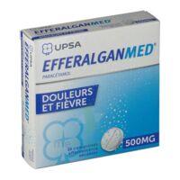 EFFERALGANMED 500 mg, comprimé effervescent sécable à CHENÔVE