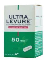 ULTRA-LEVURE 50 mg Gélules Fl/50 à CHENÔVE
