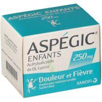 Aspegic Enfants 250, Poudre Pour Solution Buvable En Sachet-dose à CHENÔVE