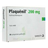 PLAQUENIL 200 mg, comprimé pelliculé à CHENÔVE