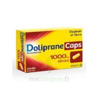 DOLIPRANECAPS 1000 mg Gélules Plq/8 à CHENÔVE