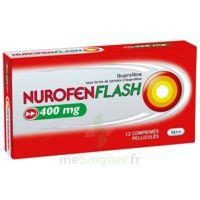 Nurofenflash 400 Mg Comprimés Pelliculés Plq/12 à CHENÔVE