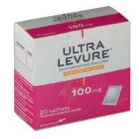 Ultra-levure 100 Mg Poudre Pour Suspension Buvable En Sachet B/20 à CHENÔVE