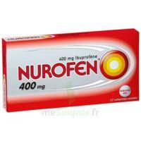 Nurofen 400 Mg Comprimés Enrobés Plq/12 à CHENÔVE