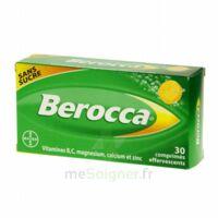 Berocca Comprimés effervescents sans sucre T/30 à CHENÔVE