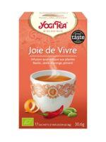 Yogi Tea Joie de Vivre à CHENÔVE