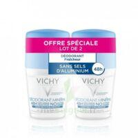 Vichy Déodorant Sans Sels D'aluminium 48h 2 Billes/50ml à CHENÔVE