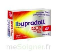 IBUPRADOLL 400 mg Caps molle Plq/10 à CHENÔVE