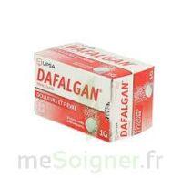 DAFALGAN 1000 mg Comprimés effervescents B/8 à CHENÔVE