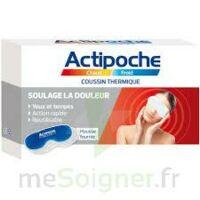 Actipoche Masque Thermique Yeux Et Tempes B/1 à CHENÔVE