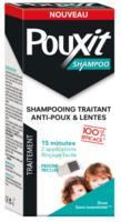 Pouxit Shampoo Shampooing Traitant Antipoux Fl/200ml+peigne à CHENÔVE