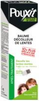 Pouxit Décolleur Lentes Baume 100g+peigne à CHENÔVE