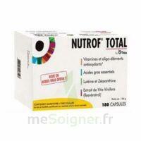 Nutrof Total Caps Visée Oculaire B/180 à CHENÔVE