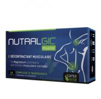 Nutralgic Muscle Comprimés Décontractant Musculaire B/14 à CHENÔVE