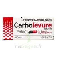 CARBOLEVURE Gélules adulte Plq/30 à CHENÔVE