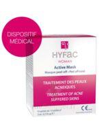 Hyfac Woman Active Mask Masque 15 Sachets à CHENÔVE