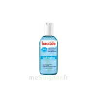 Baccide Gel mains désinfectant sans rinçage 75ml à CHENÔVE
