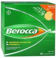 Berocca Comprimés effervescents sans sucre T/60 à CHENÔVE