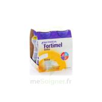 Fortimel Extra Nutriment abricot 4 Bouteilles/200ml à CHENÔVE