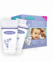 Lansinoh Sachet congélation lait maternel B/25 à CHENÔVE