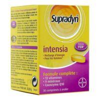 Supradyn Intensia Comprimés B/30 à CHENÔVE
