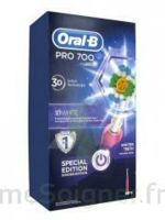 Acheter Oral B Professional Care 700 Brosse dents white and clean B/1 à CHENÔVE