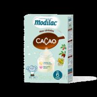 Modilac Céréales Farine Cacao à partir de 6 mois B/300g à CHENÔVE